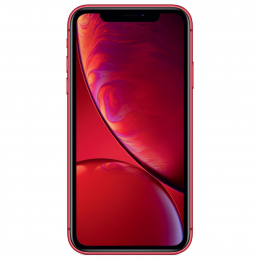 IPHONE XR 128GB ROUGE