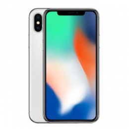 IPHONE X 256GB Argent