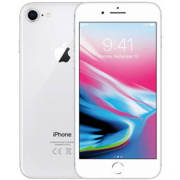 IPHONE 8 64GB Argent